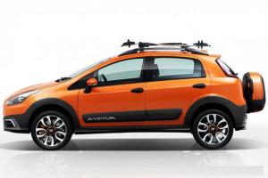Fiat Punto Avventura 2014