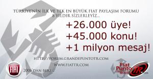 Punto Forum Fiat Türkiye