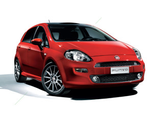Fiat Punto 2014 Model