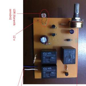 Far sensörü otomatiği